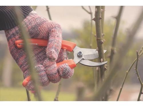 kit tesouras tramontina ( podar grama e plantas )