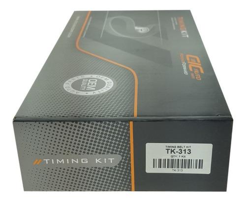 kit tiempo mitsubishi lancer 2.0 16v sohc 02-07 original cic