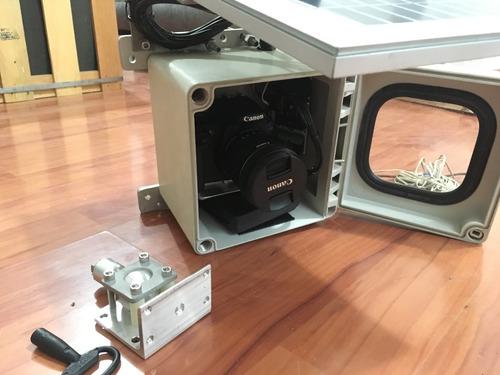 kit timelapse larga duración harbortronics canon t5