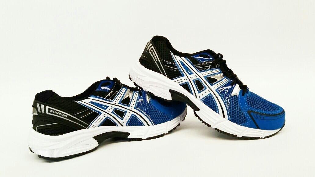 dc4342bb47 kit tênis asics gel impression 5 com 6 pares em oferta. Carregando zoom.