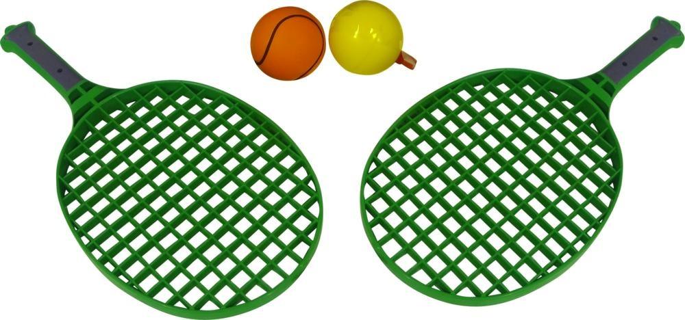 kit tênis portátil com bola e maleta - bel lazer. Carregando zoom. 0925408a03d3b