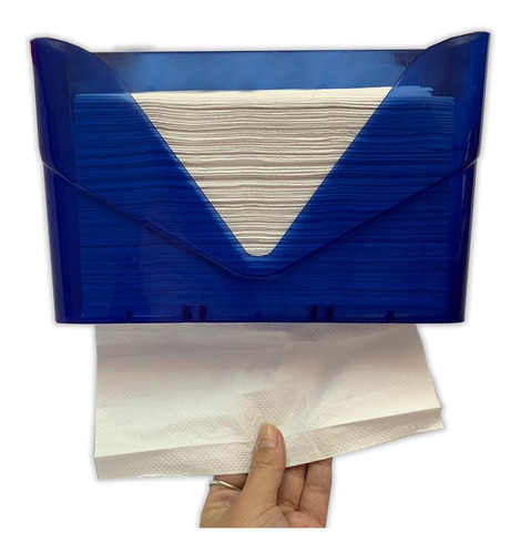 kit toallas de mano + dispenser de regalo valot