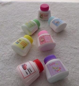 kit toallita facial  y crema personalizada  toalla cremita