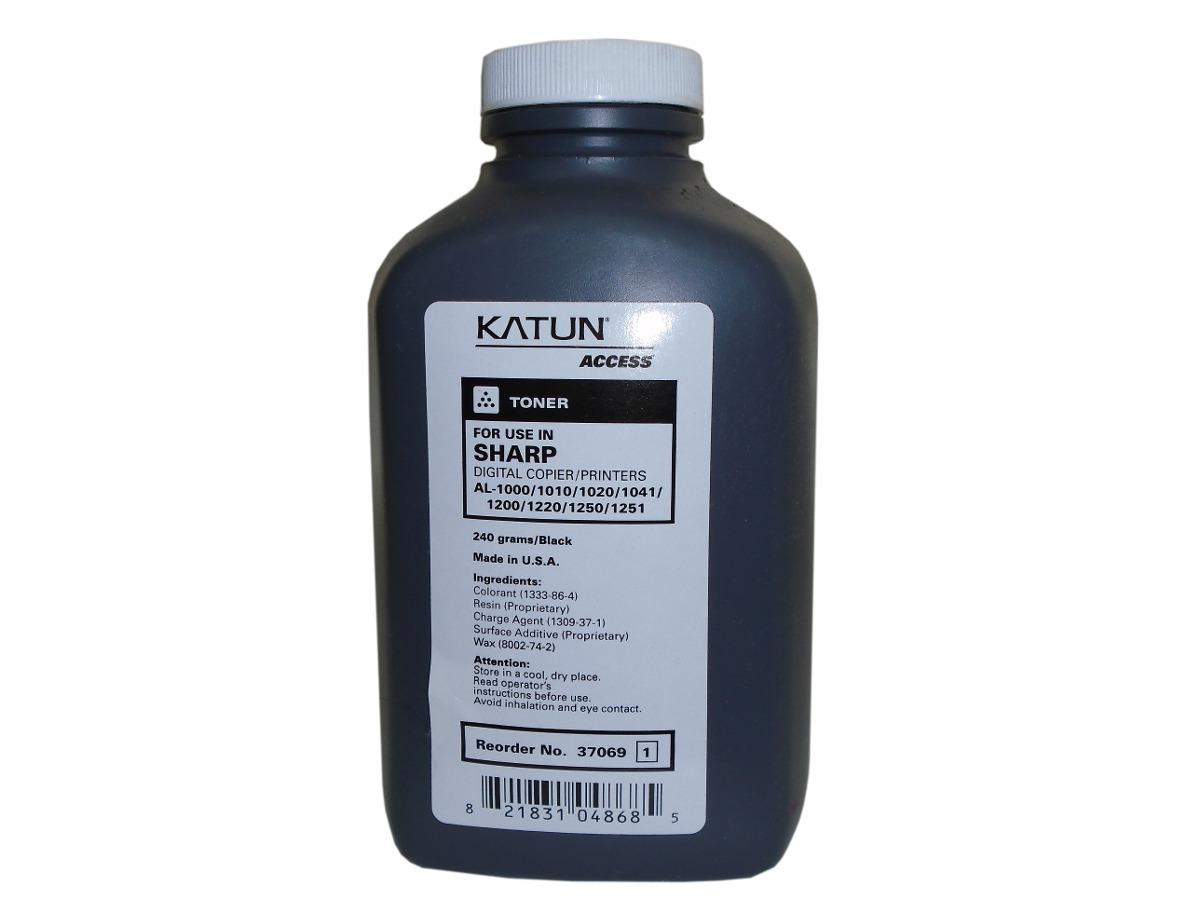 Kit Toner 1 Chip1 Marca Katun Sharp Al 2031 2041 2051
