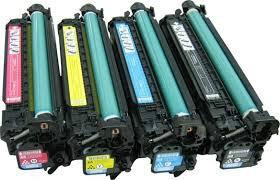 kit toner  ce250 ce251 ce252 ce253  cm3530 cm3530fs cp3525n