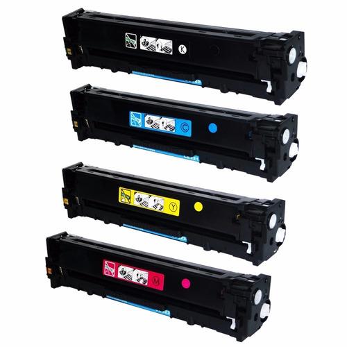 kit toner ce320 320 321 322 323 para cm1415 cm1415nw cp1525