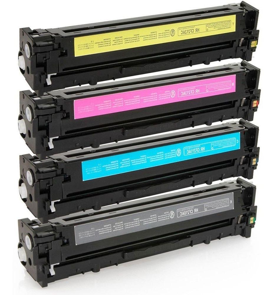 CB541A CB542A CB543A HP Color Laserjet CP1312 NFI 3 x Toner f