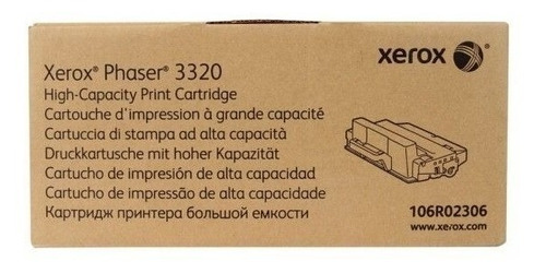 kit toner xerox 106r02306 com 5 unidades
