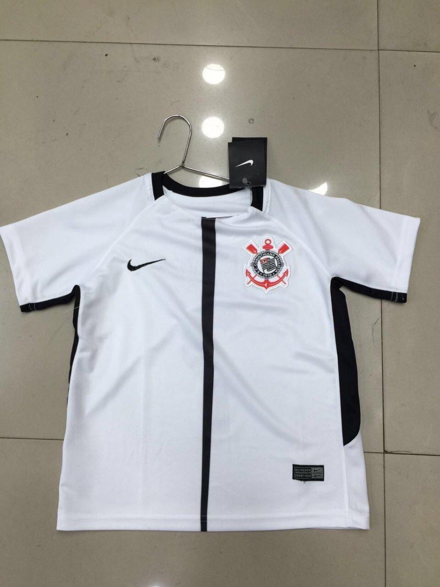 kit torcedor corinthians 1 camisa + 1 bone. Carregando zoom. 12f3d044f8b00