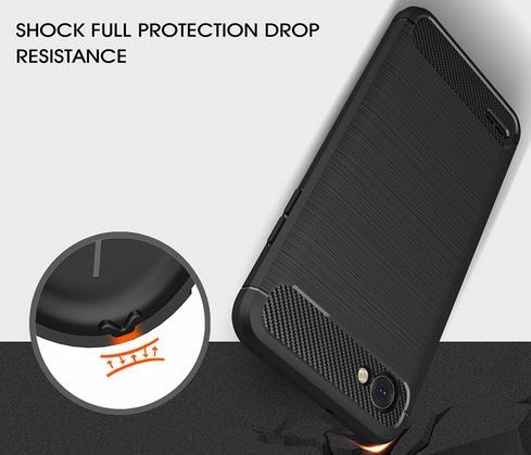 kit total original protector estuche lg q6 alpha + vidrio.