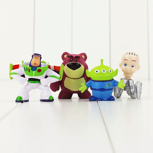kit toy story 10 personagens