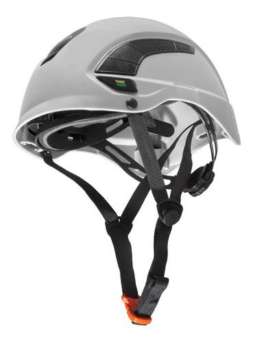 kit trabalho tb1 cinto , talabarte , trava quedas , capacete , corda - mg cintos