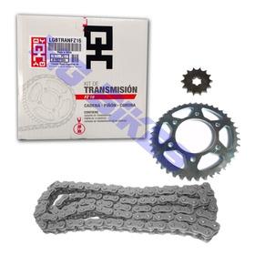Kit Transmision Yamaha Fz 16 Fz Fi Original C/oring Mg Bikes
