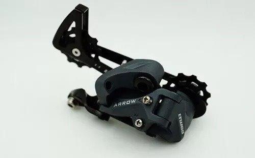 kit transmissão grupo câmbios bike mtb ltwoo v5009 3x 9v 27v