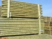 kit tratamento de madeira mourões eucalipto - preço atacado