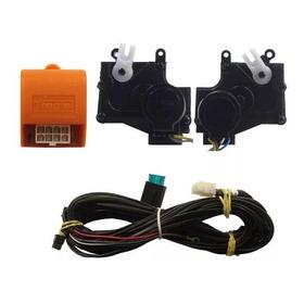 Kit Trava Elétrica Tragial 2 Portas Mono Comando Tp2