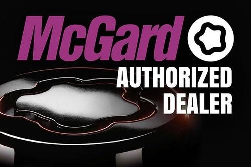 kit travas antifurto de rodas mcgard p/ ford courier