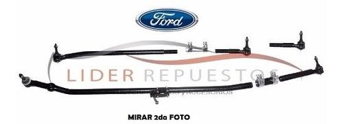 kit tren delantero ford f 100 1966/1984 barra regulable