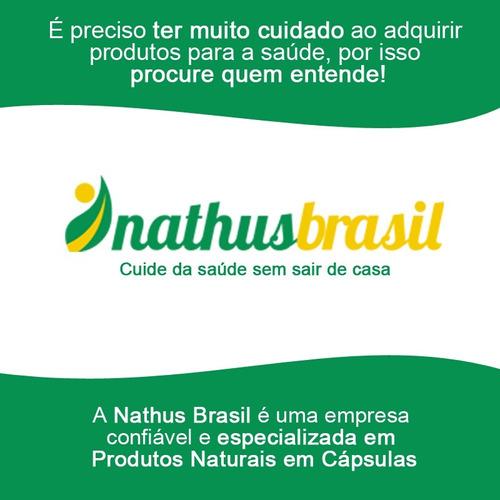 kit tribulus terrestris + maca peruana 240 cápsulas natural
