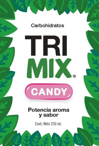 kit trimix treemix completo 5u 45ml  pro, n, a, f + candy + regalo!