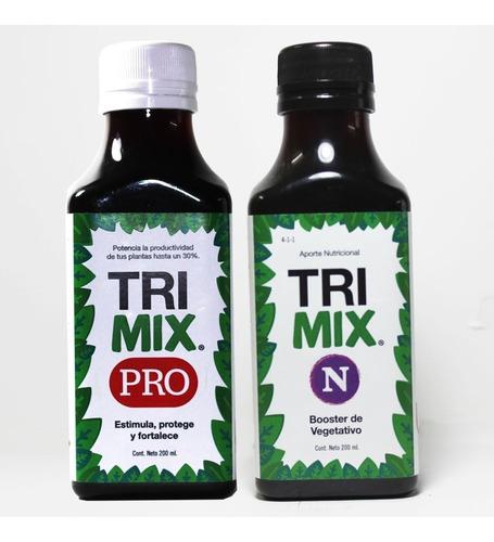 kit trimix treemix para vegetación  pro + n + regalo!