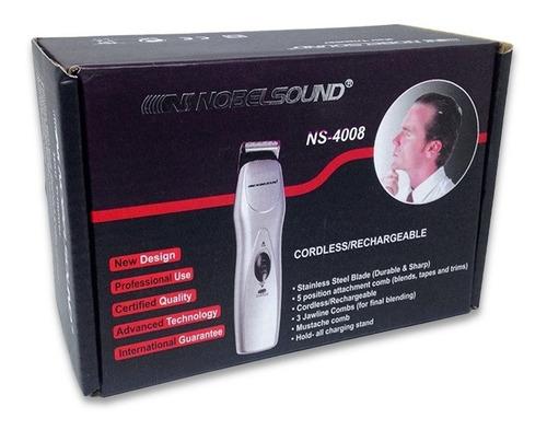kit trimmer recargable patillera viajera multi niveles corte