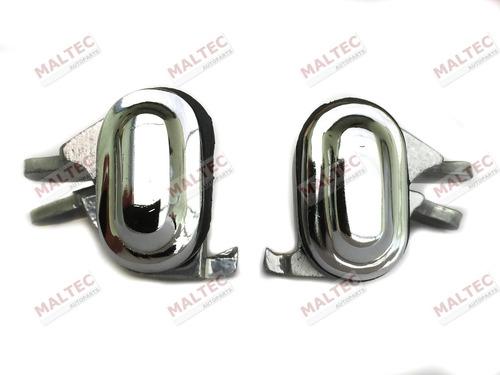 kit trincos janela vidro corrediço kombi 1500 até 75