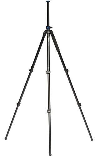 kit tripé benro goclassic 2 ga257fb2 vira monopé 1,78m 16kg