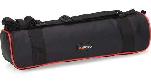 kit tripé benro mefoto roadtrip travel a1350q1 p/ 8kg 1,56m