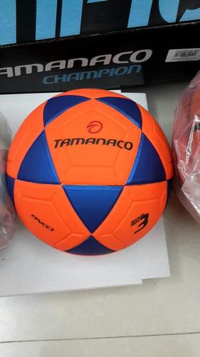 kit triple acción tamanaco, basquet, futbolito y voleibol.