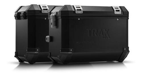 kit triumph tiger 1200  maletas laterales trax ion sw motech