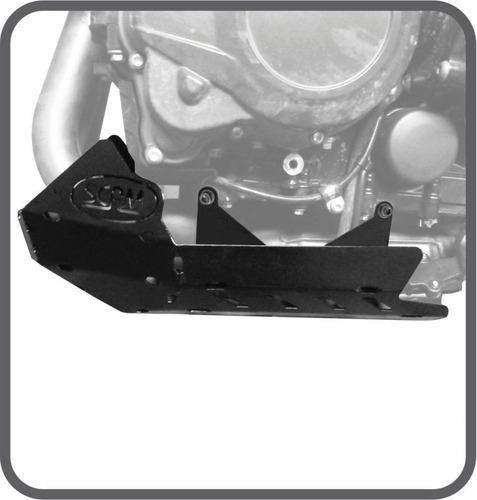 kit triumph tiger 1200 protetores motor carter carenagem