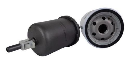 kit troca de óleo e filtros para motores zetec rocam