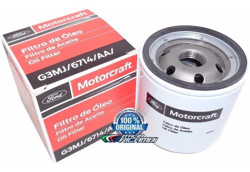 kit troca óleo 5w30 motorcraft ford new fiesta 2014