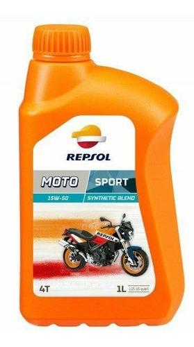kit troca óleo + filtro bmw f800r repsol 15w50 sl