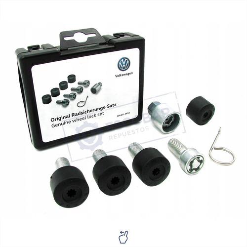kit tuercas de seguridad antirrobo volkswagen golf
