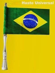 kit tuning brasil antena cinto adesivos 6 itens