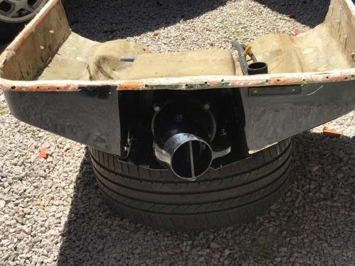 kit turbina gti 130 4 tec completo para adaptar em barcos