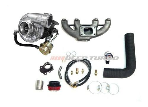 kit turbo ap diesel saveiro kombi 1.6  1.7  sem ar e sem dh