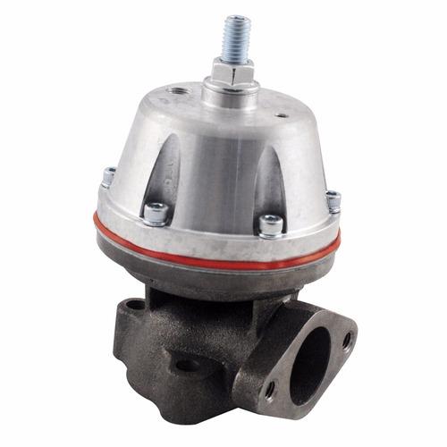 kit turbo ap injetado pulsativo no farol quadrado s/ turbina