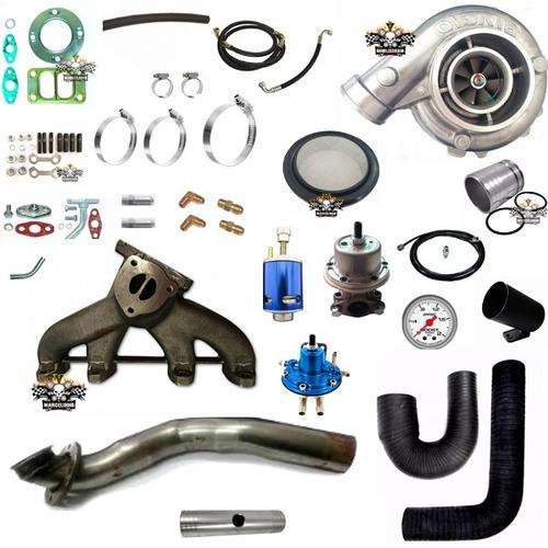 kit turbo ap pulsativo para cima injeção mi (turbo biagio)