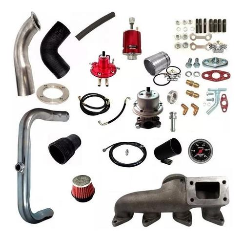 kit turbo astra vectra injeção mpfi 8 válvulas ( sem turbo )