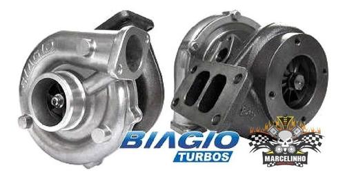 kit turbo caminhão om 352 com turbo do om 366
