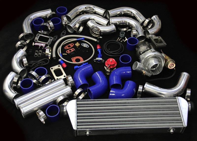 Kit Turbo Cargador Para Dodge Viper 92 05 Neon Srt 95 05