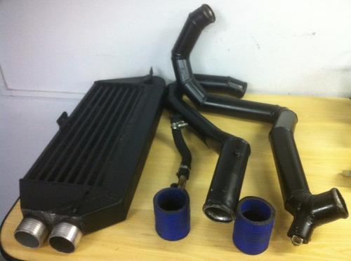 kit turbo cerato completo com inter cooler 200cv