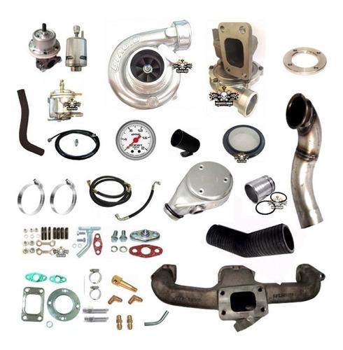 kit turbo opala 4cc 2.5 com turbo biagio