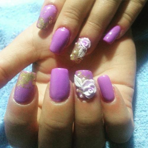 kit uñas esculpidas