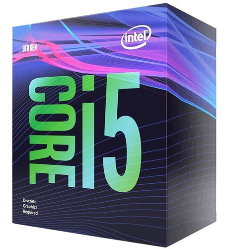 kit upgrade gamer intel i5-9400f + placa-mãe h310 oem