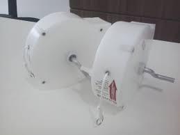 kit varal retrátil recolhível 30 mts(2un) pratico resistente