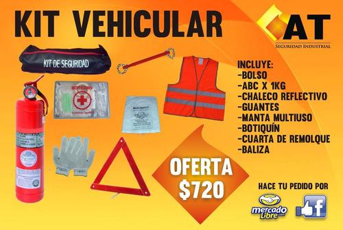 kit vehicular certificado